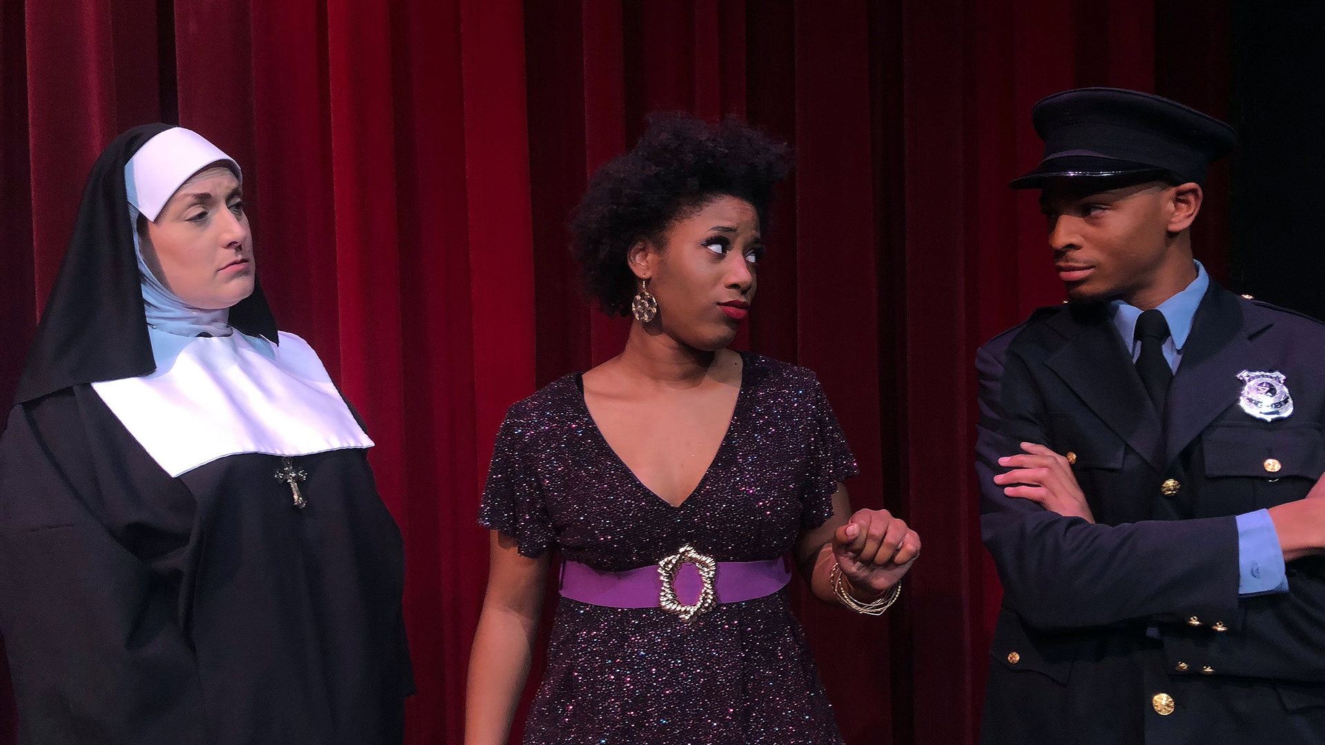 Play Here's Activity Roundup for May 17 to 24, with Muttfest, 'Sister Act,' Frontier Days, Academy Unleashed, more