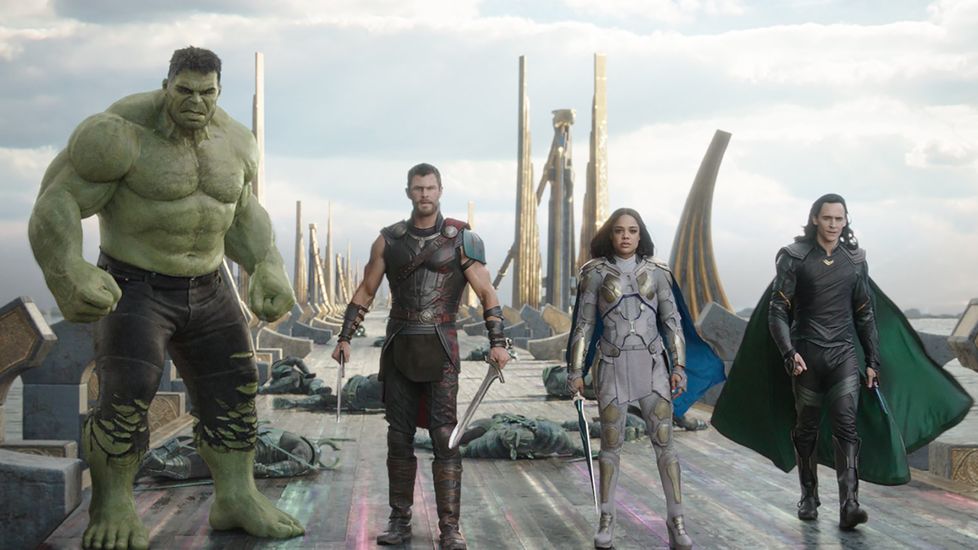 Movie reviews: 'Thor: Ragnarok,' 'Bad Moms Christmas,' 'The Exception'