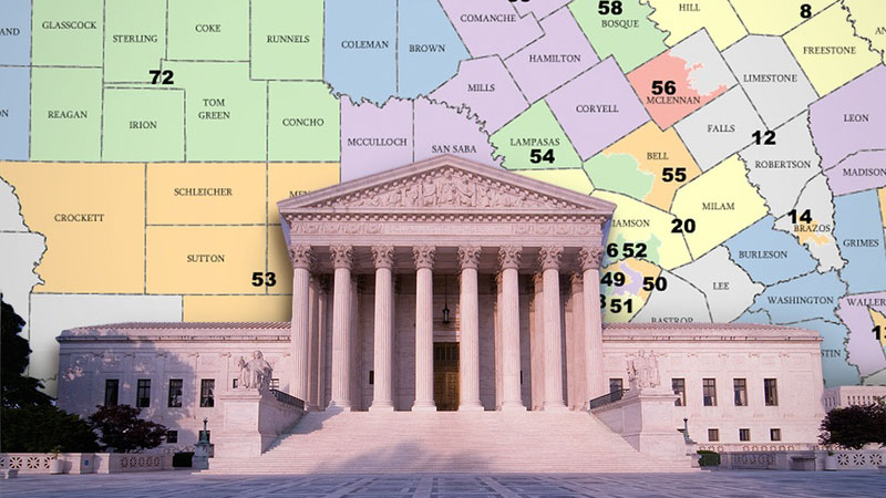 In Texas Case, Supreme Court Upholds One Person, One Vote