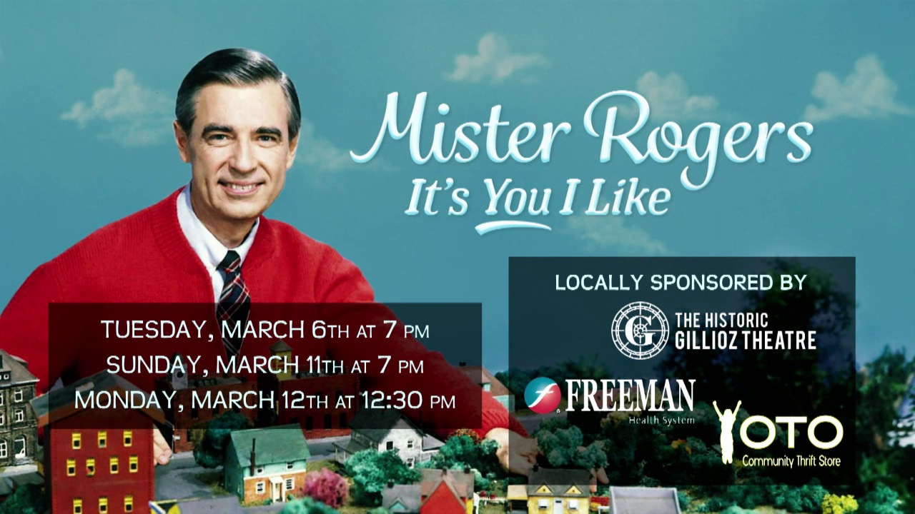 'Mister Rogers It's You I Like'