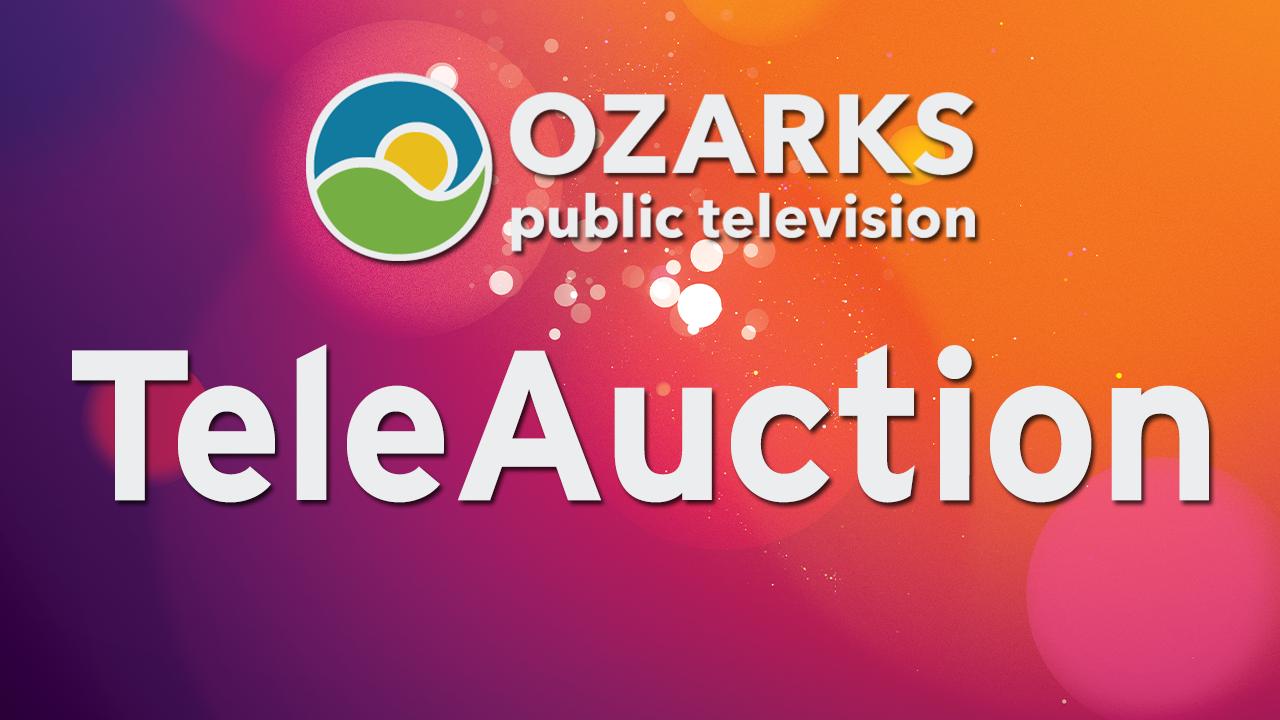 Live TeleAuction November 18th 7pm