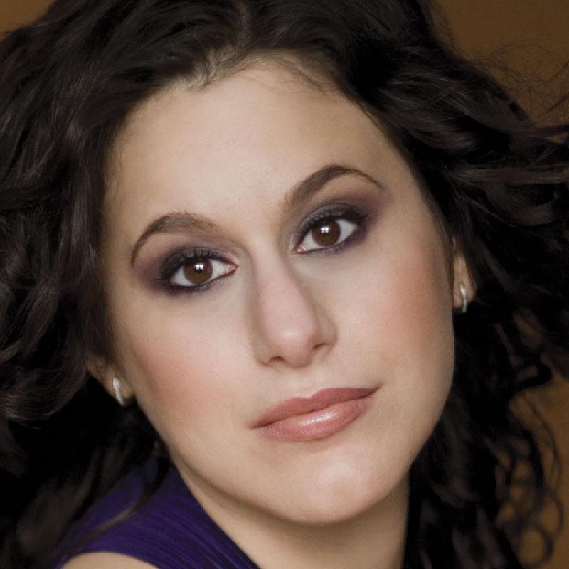 Leah Wool, mezzo-soprano