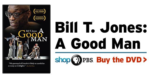 Shop PBS – Bill T. Jones: A Good Man