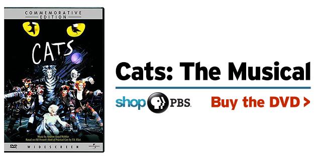 Shop PBS: Cats!: The Musical (DVD)