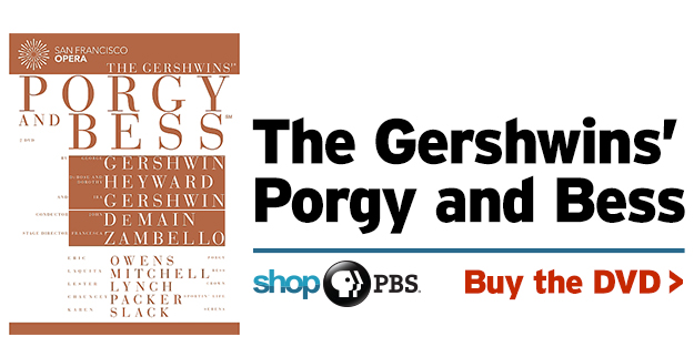 Shop PBS: The Gershwins' Porgy and Bess (DVD)