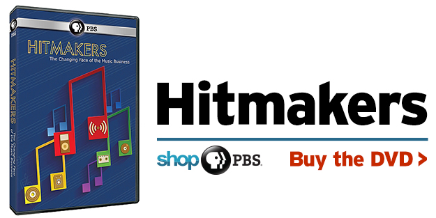 Shop PBS: Hitmakers (DVD)
