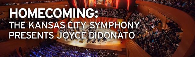 Homecoming: The Kansas City Symphony Presents Joyce DiDonato