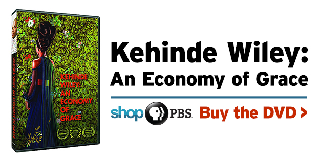 Shop PBS – Kehinde Wiley: An Economy of Grace (DVD)
