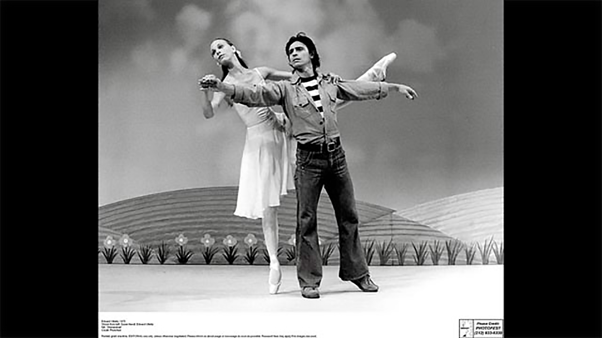 Edward Villella on Balanchine