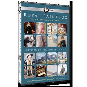 Shop PBS: Royal Paintbox DVD