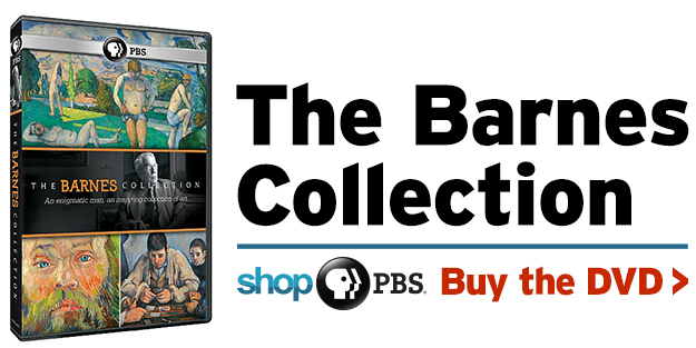 Shop PBS: The Barnes Collection (DVD)