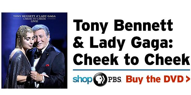 Shop PBS – Tony Bennett & Lady Gaga: Cheek to Cheek