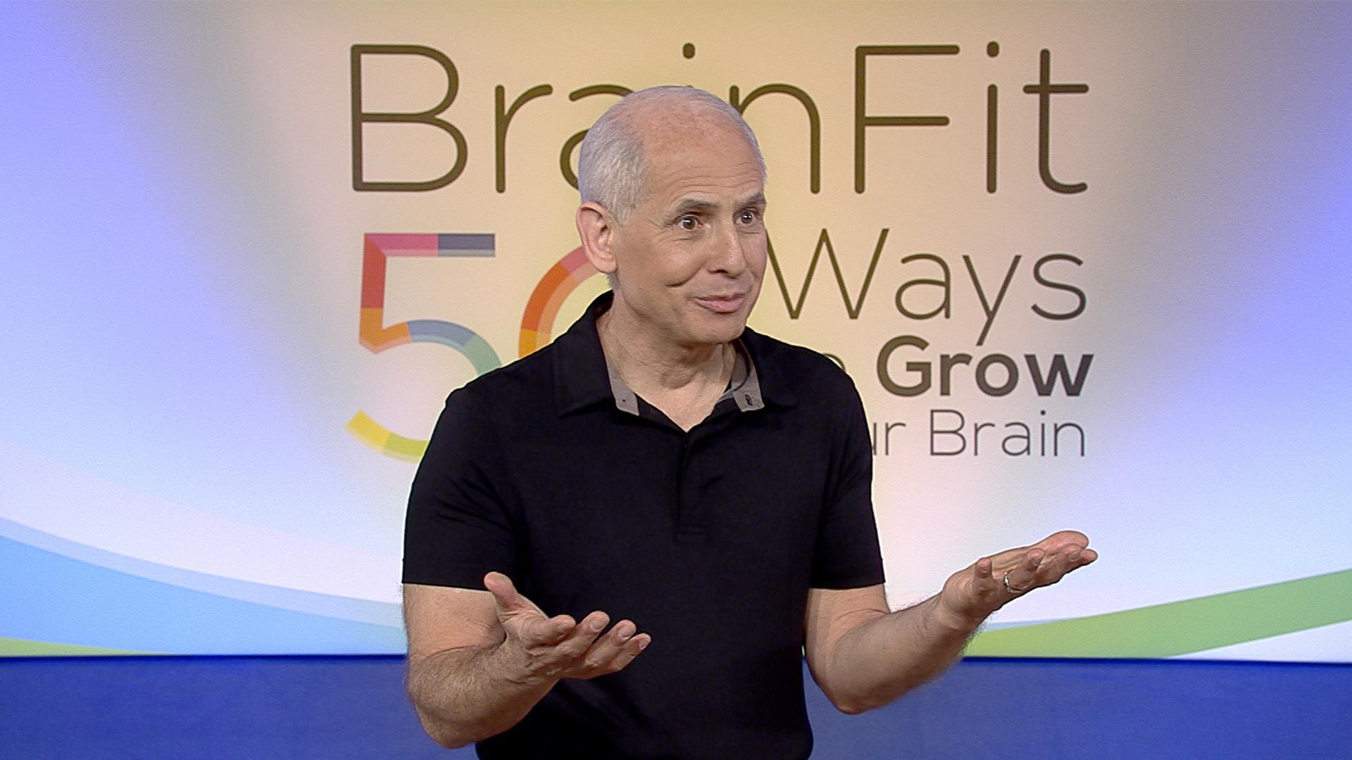 Brain Fit: 50 Ways To Grow Your Brain