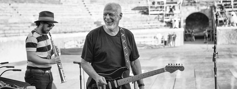 David Gilmour: Live in Pompeii