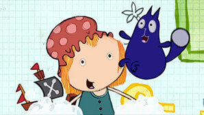 "Peg + Cat ""Numbers"" sub-topic collection"