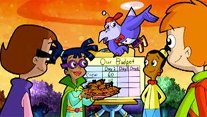 Balancing Act | Cyberchase