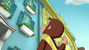 Curious George Measure Up