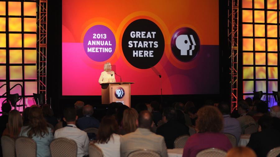 Keynote at 2013 PBS Annual Meeting