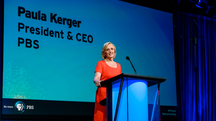 Keynote at 2015 PBS Annual Meeting