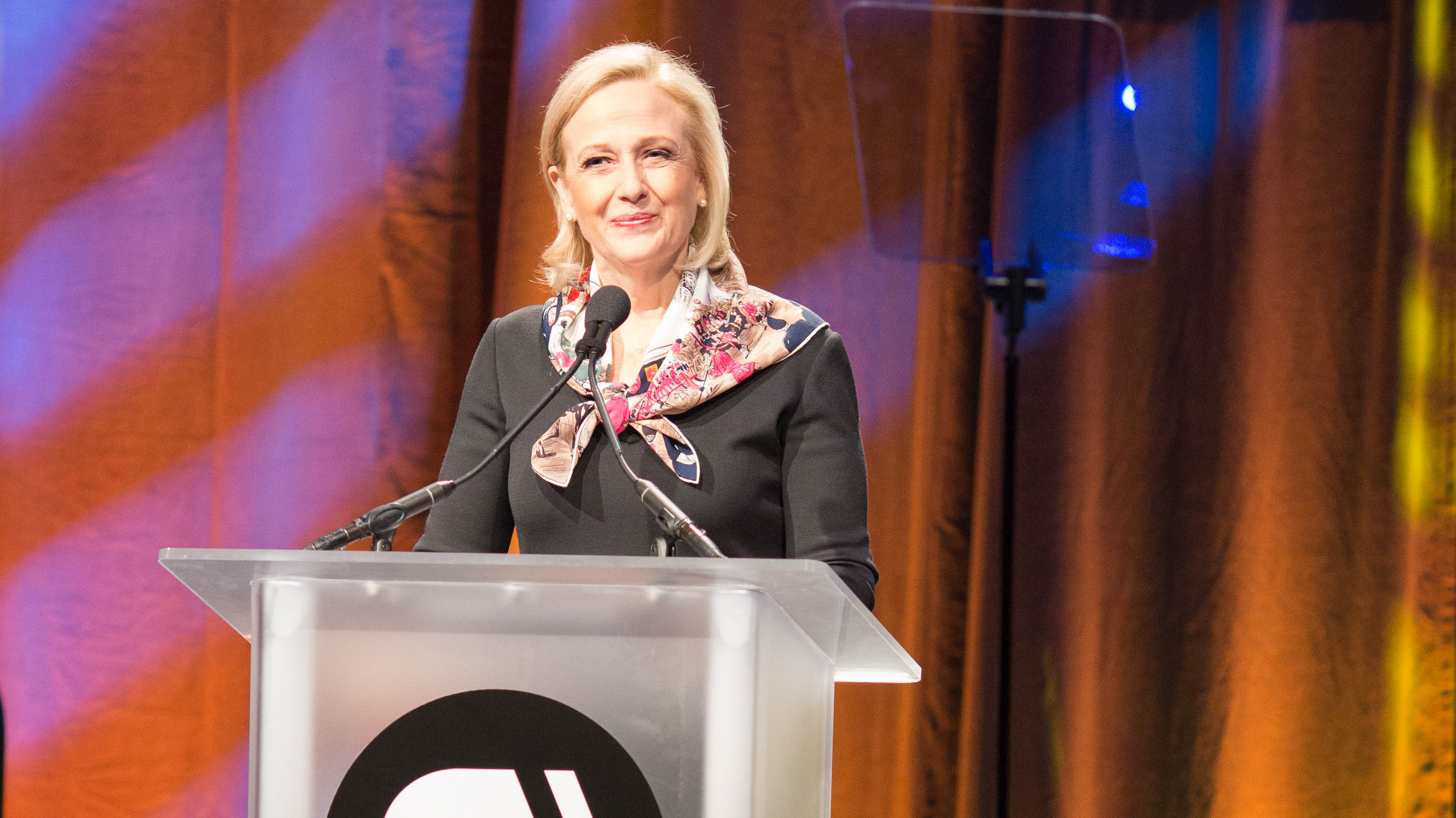 Paula Kerger, 2017 PBS Annual Meeting