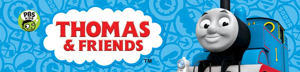 Thomas & Friends . PBS KIDS Programs | PBS Parents