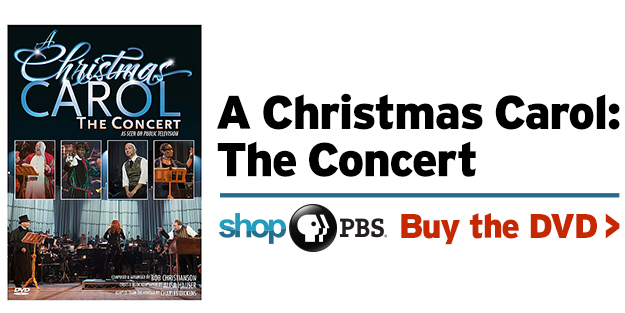 Shop PBS: A Christmas Carol: The Concert