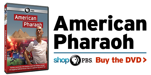 Shop PBS: American Pharaoh (DVD)