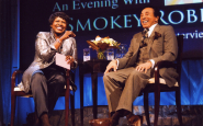 Gwen Ifill interviews Smokey Robinson as part of An Evening With Smokey Robinson.