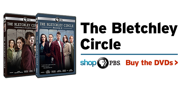 Shop PBS: The Bletchley Circle (DVDs)