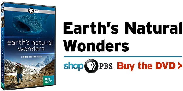 Shop PBS: Earth's Natural Wonders (DVD)