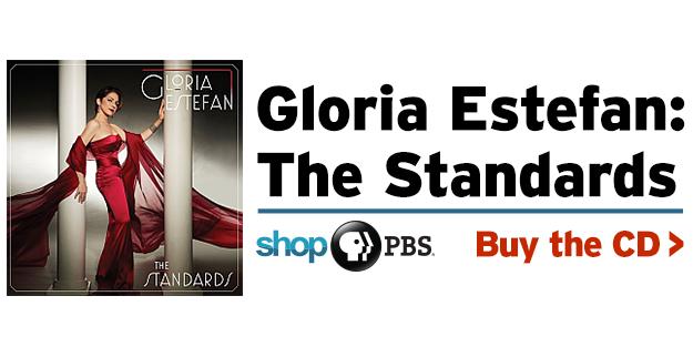 Shop PBS: Gloria Estefan: The Standards (CD)
