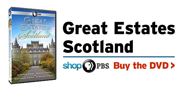 PBS Shop: Great Estates Scotland (DVD)