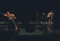 "Company members perform ""loopdiver."""