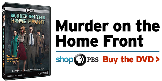 Shop PBS: Murder on the Homefront (DVD)
