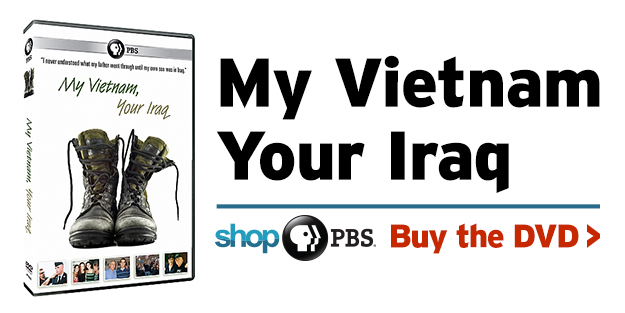 Shop PBS: My Vietnam Your Iraq (DVD)