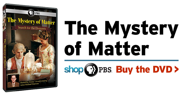 Shop PBS: The Mystery of Matter (DVD)