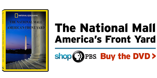 Shop PBS: The National Mall - America's Front Yard (DVD)