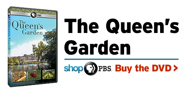 Shop PBS: The Queen's Garden DVD