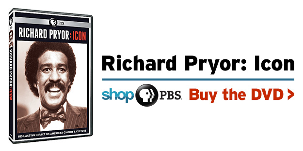 Shop PBS: Richard Pryor: Icon (DVD)