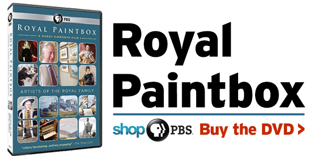Shop PBS: Royal Paintbox (DVD)