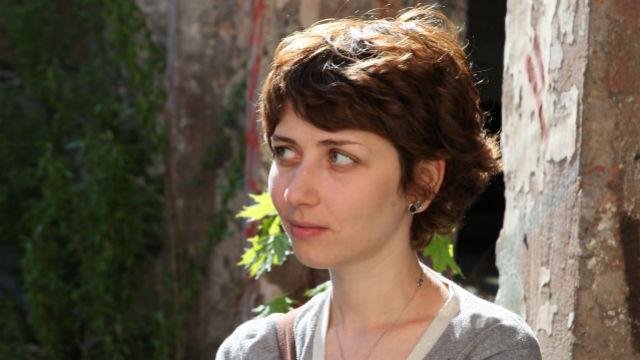 Anna Starobinets.