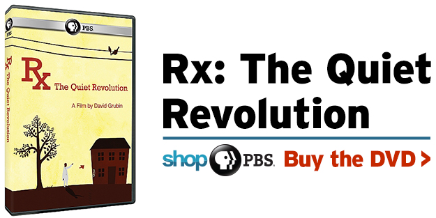 Shop - Rx: The Quiet Revolution