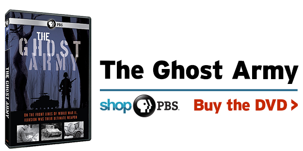 Shop PBS: The Ghost Army (DVD)