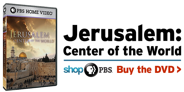 Shop PBS: Jerusalem: Center of the World (DVD)