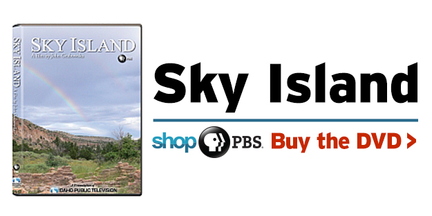 Shop PBS: Sky Island (DVD)