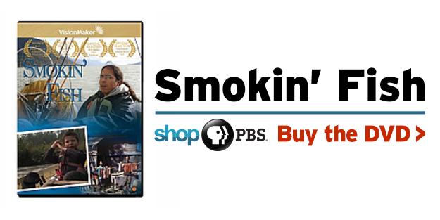 Shop PBS: Smokin' Fish (DVD)