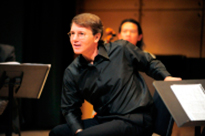 Rob Kapilow, conductor, composer and commentator, powerfully commands the attention of his audience