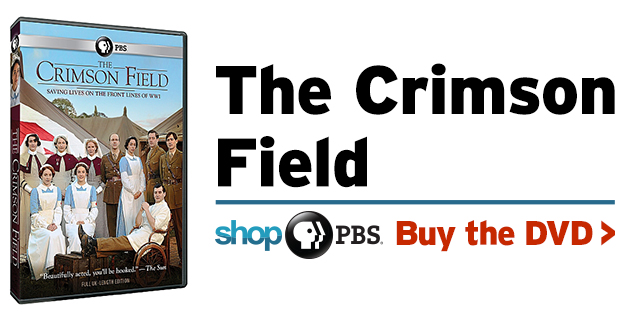 Shop PBS: The Crimson Field (DVD)