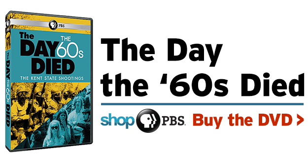 Shop PBS: The Day the '60s Died (DVD)