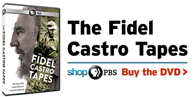 Shop PBS: The Fidel Castro Tapes (DVD)